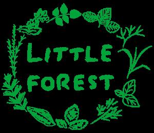 リトルフォレストのロゴ