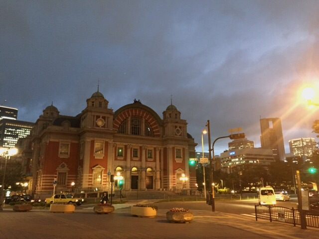 中之島中央公会堂