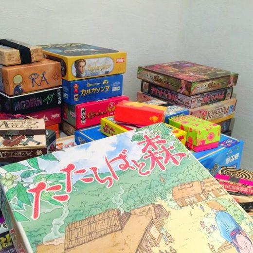 大人が楽しむボードゲームデー