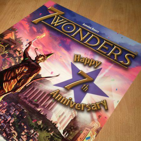 『世界の七不思議』発売7周年記念トーナメント