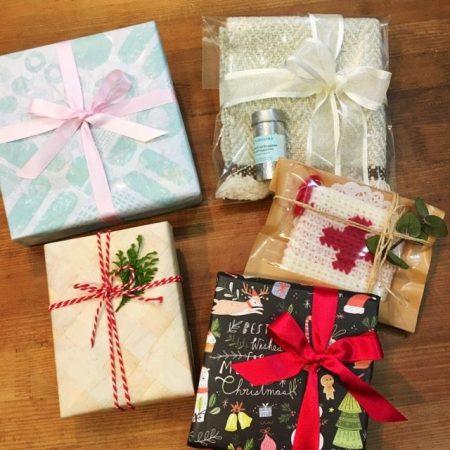 クリスマスプレゼント,プレゼント包装
