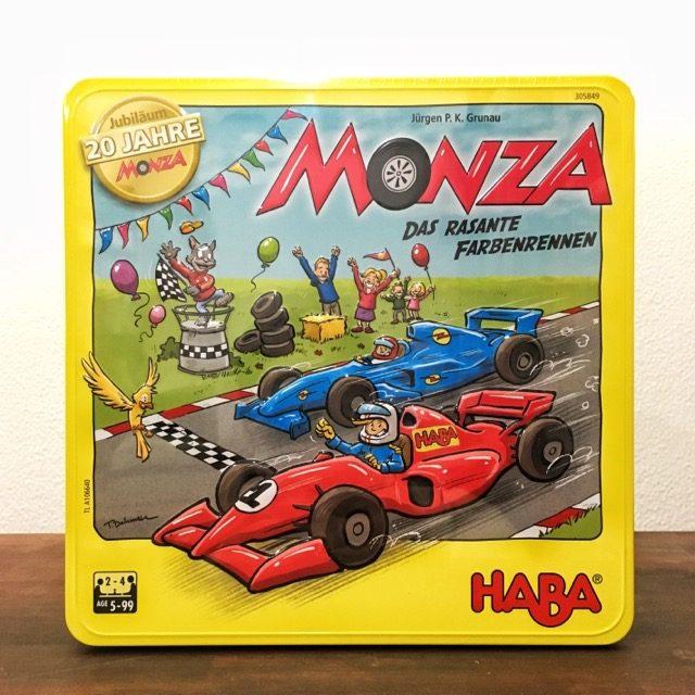 モンツァ・カーレース20周年記念版
