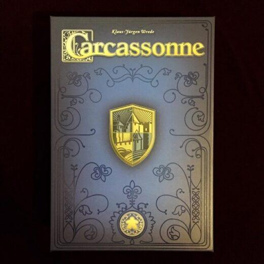 カルカソンヌ20周年記念版、Carcassonne: 20th Anniversary Edition